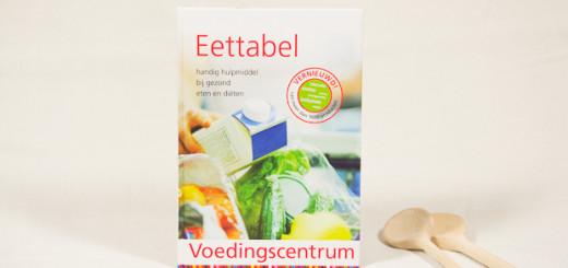 Eettabel, boek van het Voedingscentrum