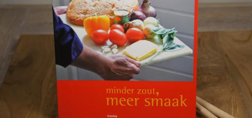 Kookboek minder zout, meer smaak - NoSalt.nl