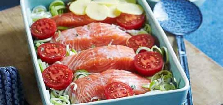 recept zeebaars uit de oven