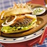 Hamburger recept: Quarter-pound hamburgers