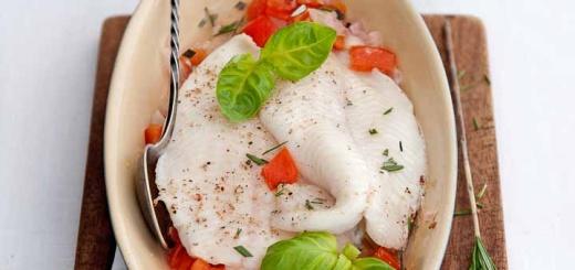 Italiaanse ovenschotel met tongscharfilet