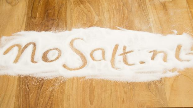 hoge bloeddruk zoutarm dieet
