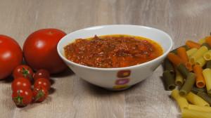 Verse tomatensaus - NoSalt.nl
